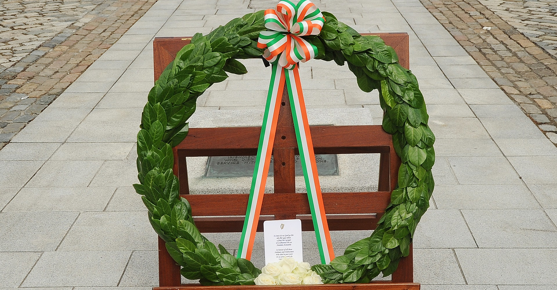 Annual Wreath Laying Ceremony