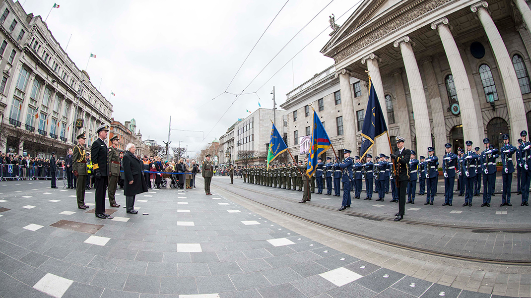 1916 Commemoration at the GPO