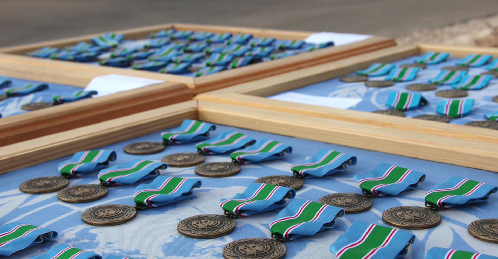 Defence Forces Medals