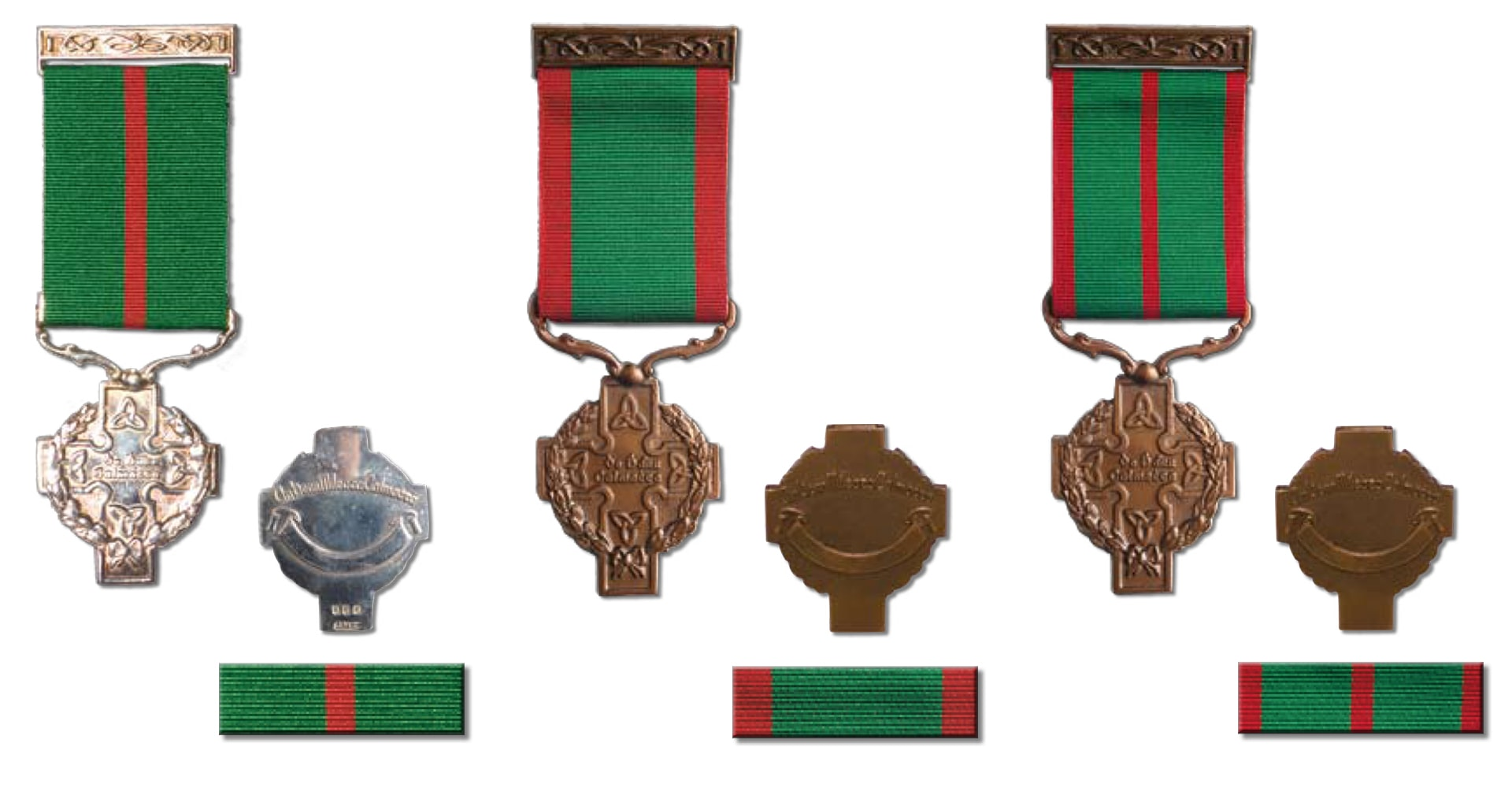 Military Medal for Gallantry (MMG)