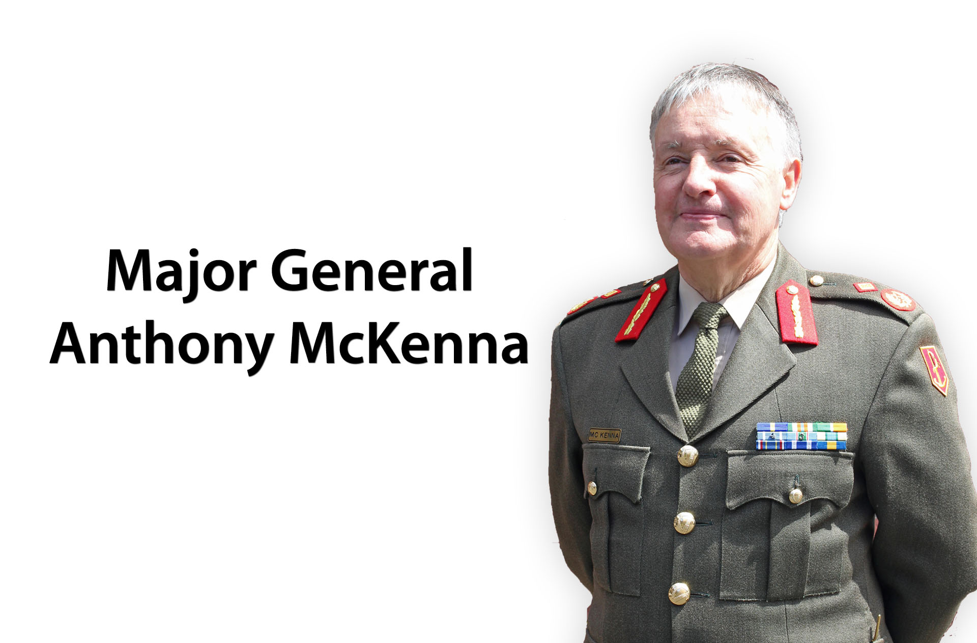 Major General Anthony McKenna