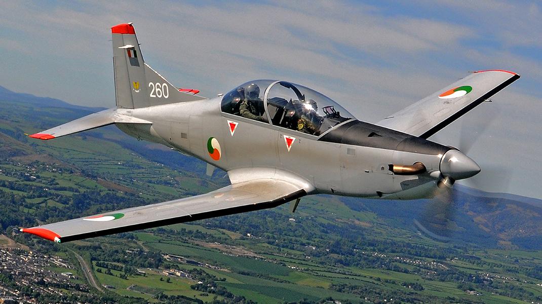 Pilatus Pc 9m Defence Forces